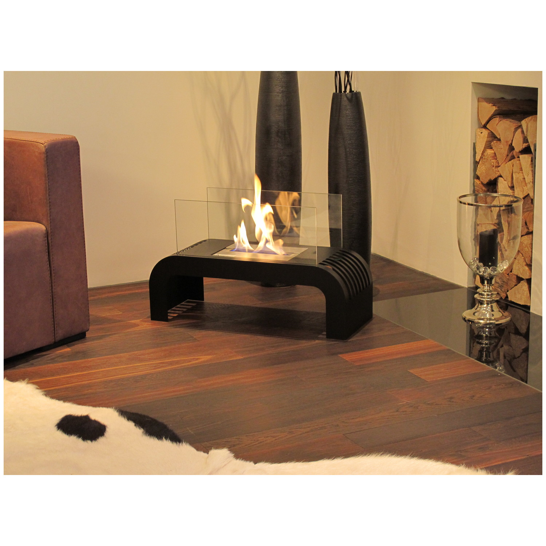 madein sorrento bio ethanol kamin ofen feuerstelle indoor schwarz ebay. Black Bedroom Furniture Sets. Home Design Ideas