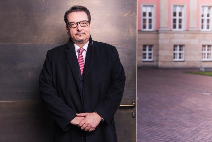 Der energiepolitische Sprecher der AfD-Fraktion, Sven Schröder.