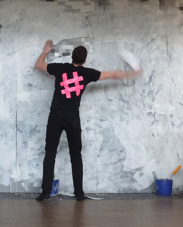 Einzigartig in Deutschland: BWL-Studenten an der Alanus Hochschule machen Kunst, um Wirtschaft neu zu denken.