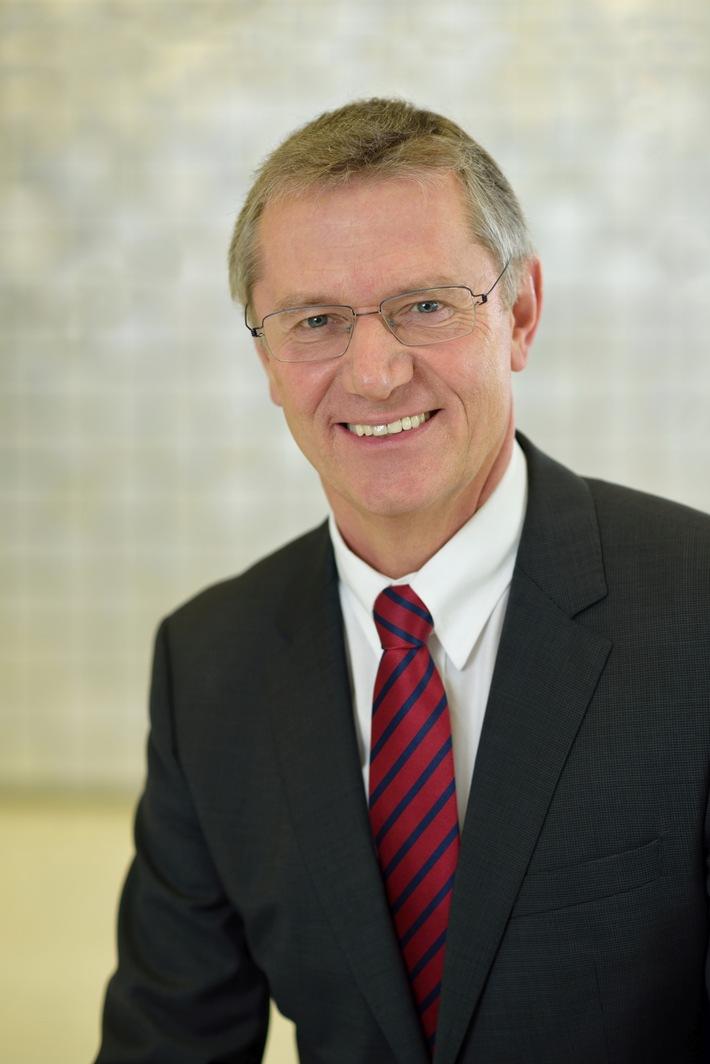 Jörg Münning, Vorstandsvorsitzender der LBS West.