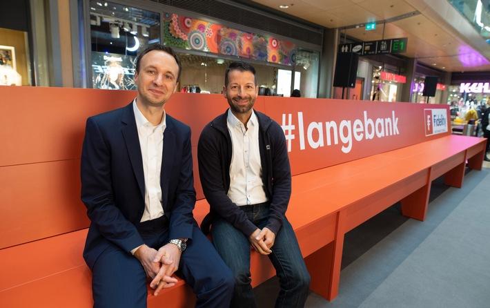 Auf die lange Bank geschoben: Andreas Telschow (links) und Daniel Hoch ordnen die Studienergebnisse ein.