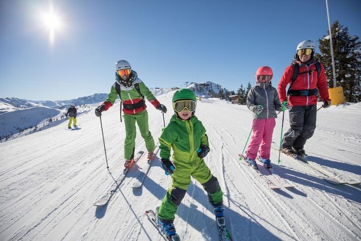 BILD zu OTS - Am 15. und 16.12. wird der Winterauftakt im Alpbachtal mit einem bunten Programm für die ganze Familie gefeiert.