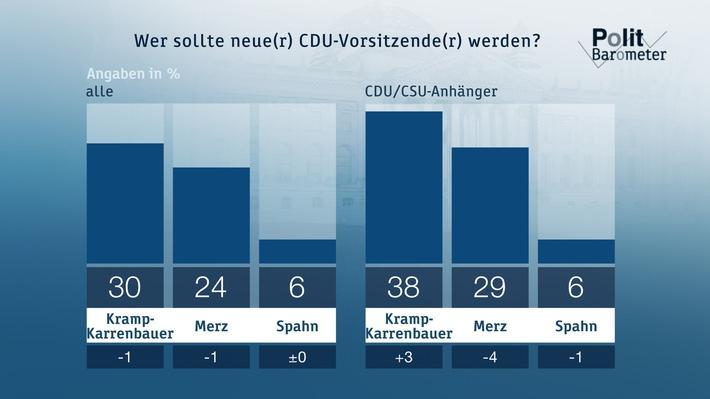 Wer sollte neue(r) CDU-Vorsitzende(r) werden?