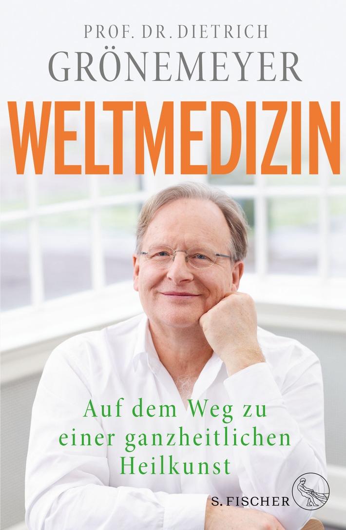 Die Zukunft der Medizin liegt in der Verbindung unserer Schulmedizin von heute mit traditionellen Heilweisen. Darum geht es im neuen Buch von Prof. Dr. Dietrich Grönemeyer.