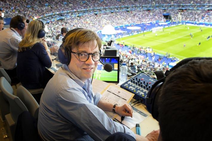 ZDF-Sportreporter Béla Réthy