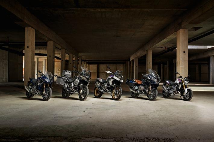 BMW Motorrad verbucht 2018 den achten Absatzrekord in Folge. BMW S 1000 RR.