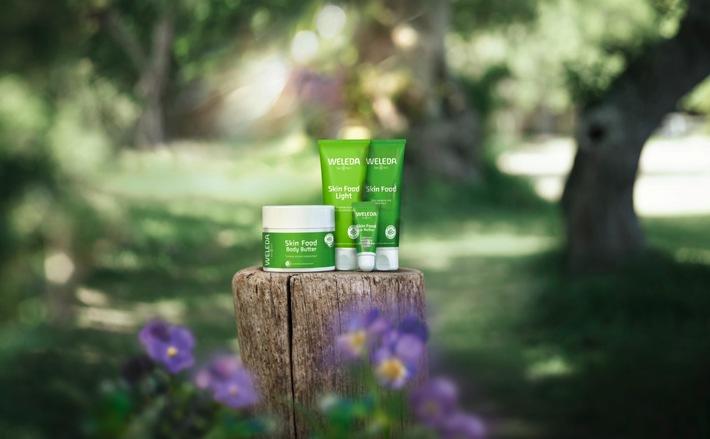 Produktneuheit Weleda Skin Food: Durch eine Reihe von Neuprodukten erwartet Weleda auch 2019 weiteres Wachstum.