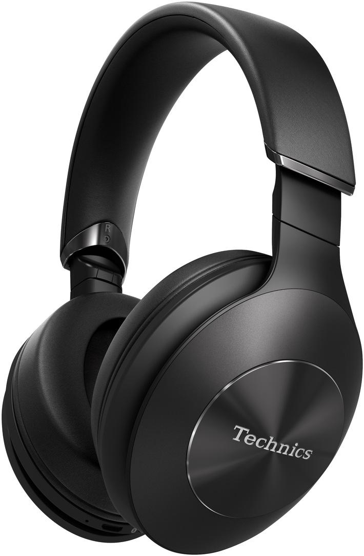 Kristallklarer Sound und völlige Bewegungsfreiheit: Die neuen Technics Bluetooth-Kopfhörer.